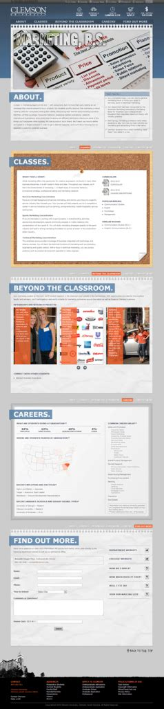 design expert academic 5 highered academic program pages that work