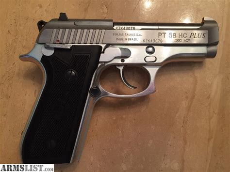 illegal pt hc armslist for sale trade taurus pt 58 hc quot high capacity