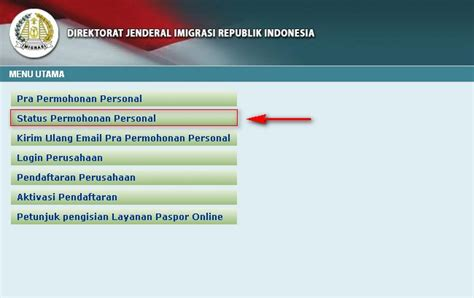 buat paspor online palembang cara buat paspor baru secara online ikeni net