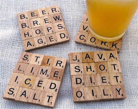 how to make scrabble 6 delightful diy s day gifts to make for your