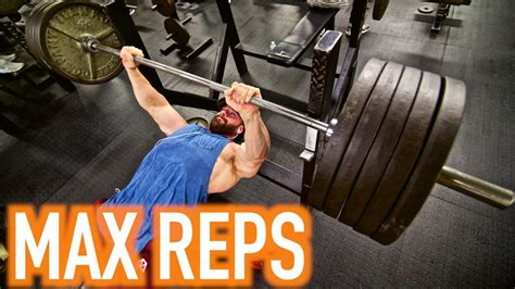 the rock bench press max beast motivation bradley martyn max bench reps challenge