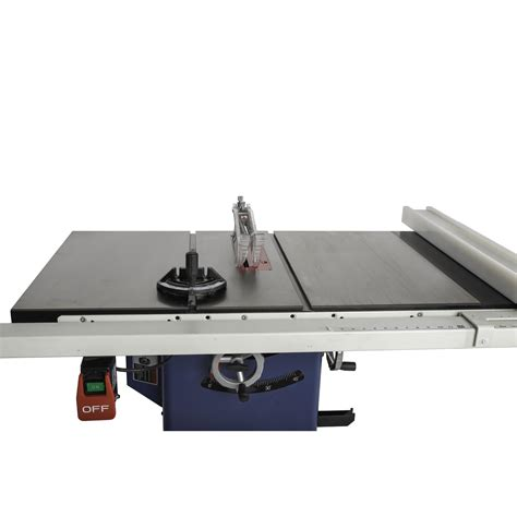 10 cabinet saw rikon 10in deluxe 1 3 4in hp cabinet saw from buymbs