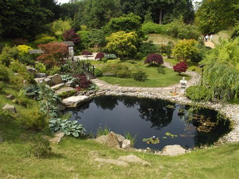 In The Garden And More Make Your Garden More Appealing With A Garden Pond