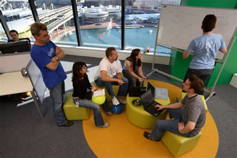 Google Office Sydney by Google Offices Googleplex Around The World Photos