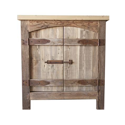 macgirlver reclaimed wood bathroom vanity mission vanity for sale crafted from 100 reclaimed lumber