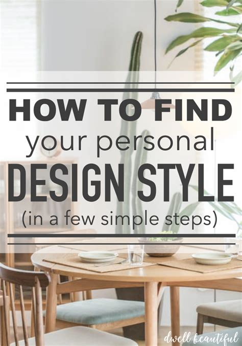 I Want To See Your Style by How To Find Your Unique Personal Interior Design Style