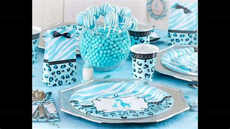 Ideas For A Baby Shower For A Boy by Baby Shower Decoration Ideas Boy Home Baby Shower