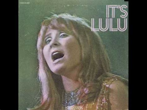 lulu a house is not a home bacharach david 1964