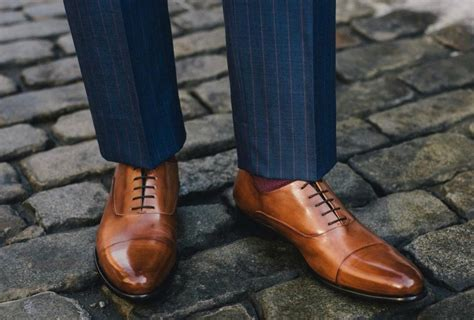 how to lace dress shoes the idle