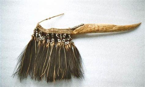Jual Pisau Belati Tradisional 14 senjata tradisional papua barat dan papua beserta