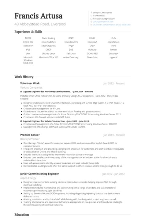 community volunteer resume exle trabajo voluntario ejemplo de curr 237 culum base de datos de visualcv muestras de curr 237 culos