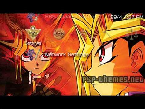 psp themes download anime psp theme anime yugioh psp themes net youtube