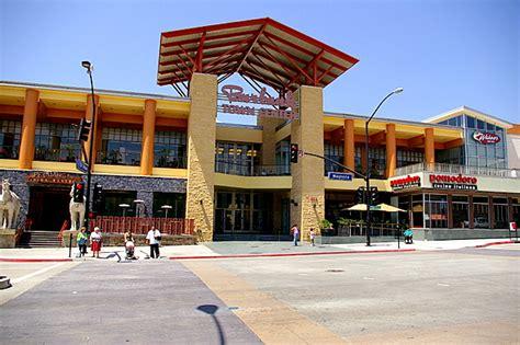 town center mall entrance burbank california ca photo
