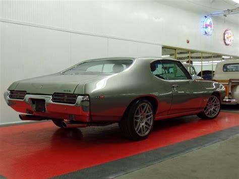new pontiac gto 1969 pontiac gto new low price one of a real