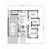 10 BUNGALOW &amp SINGLE STORY MODERN HOUSE WITH FLOOR PLANS