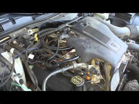 diagnosing  engine flood   fuel injected vehicle youtube