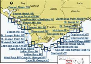 coastal classification atlas eastern panhandle of