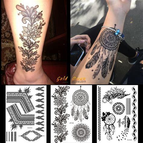 henna tattoo prijs kopen wholesale henna patronen uit china