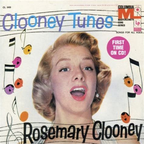 rosemary clooney for the duration rosemary clooney albums