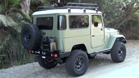 icon 4x4 fj40 new icon hard top fj40 just completed youtube