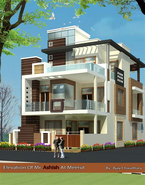 house front elevation photos studio design