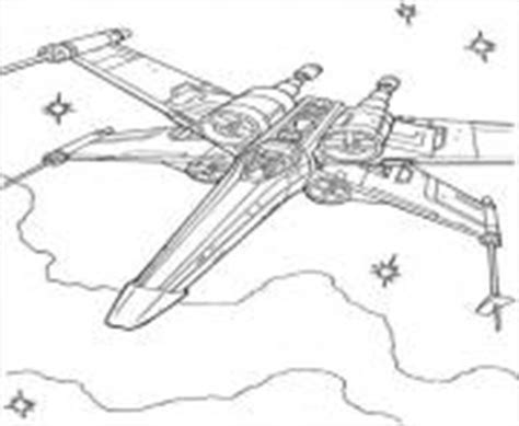 star wars coloring pages x wing fighter star wars coloring pages color online free printable