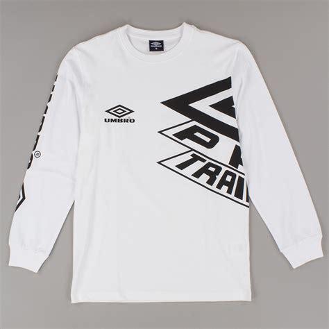 Tshirt Kaos Umbro 1 umbro t shirt pro prestige white