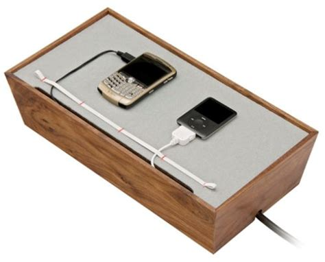 charging station box charging station the blu dot juice box por homme