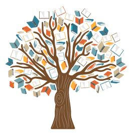 book trees decal | mentor public library