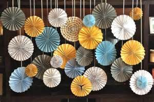 Paper Rosettes - 25 best ideas about reception backdrop on