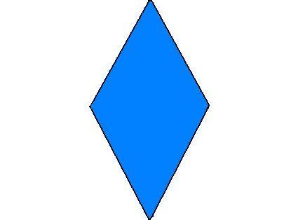 figuras geometricas un rombo figura de rombo imagui
