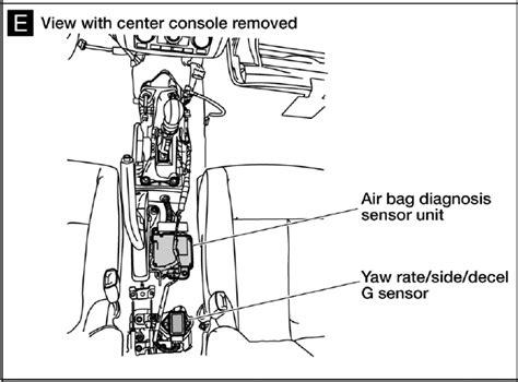 accident recorder 2010 nissan altima electronic throttle control air bag module style guru fashion glitz glamour style unplugged