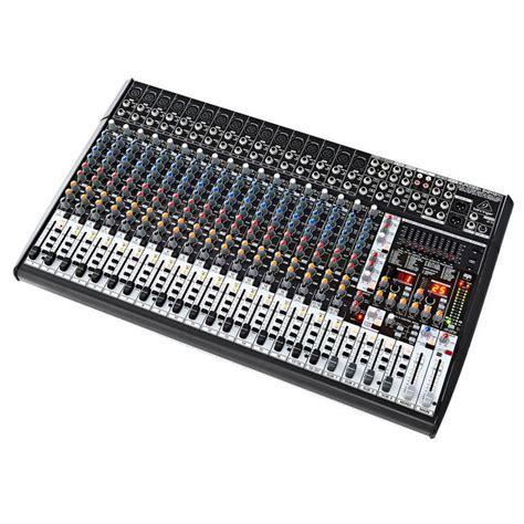 Mixer Behringer Sx 2442 Fx 綷寘 綷 崧 behringer eurodesk sx2442fx