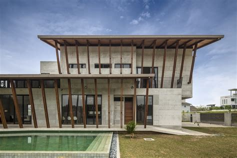 House Design Malaysia Architecture Sepang House Eleena Jamil Architect Archdaily