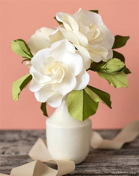 gardenia paper flower tutorial best 25 gardenia flower ideas ideas on pinterest