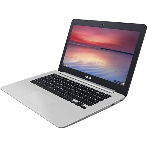 Asus Chromebook 13 Laptop Review asus 13 3 quot 64gb c301sa series chromebook c301sa db04 b h