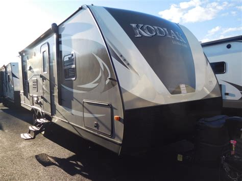 dutchmen kodiak ultimate 252rlsl travel trailer model dutchmen kodiak 252rlsl rvs for sale