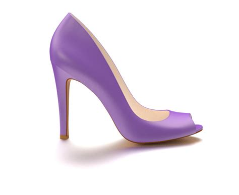 Purple Shoes by Purple High Heels Design Your Own Shoes Of Prey