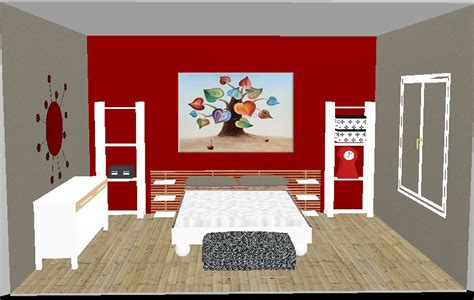 decorar salon blanco y rojo salon gris blanco rojo decorar tu casa es facilisimo