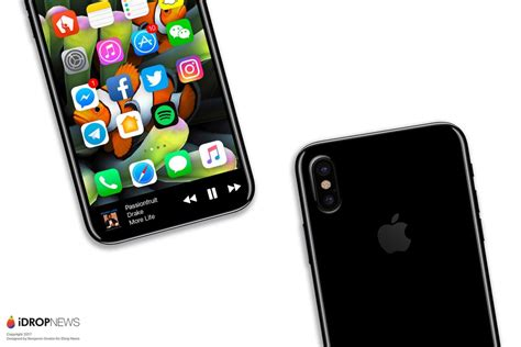 k iphone what s the deal with iphone 8 s function area concepts concept phones