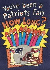 Patriots Birthday Card