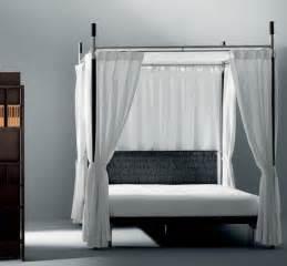 Contemporary Canopy Bed Contemporary Canopy Bed Free House Interior Design Ideas