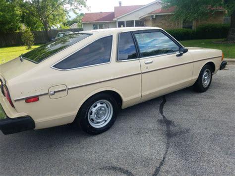 nissan datsun hatchback 1982 datsun nissan 210 hatchback automatic 39k original