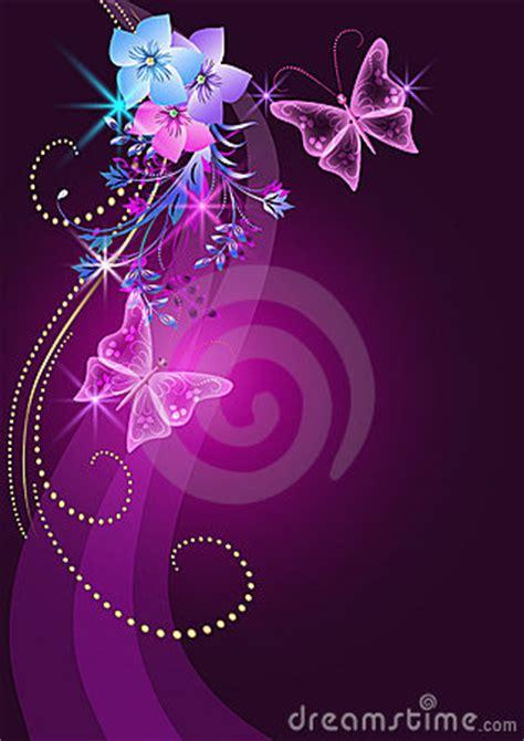 imagenes de mariposas q brillan flores y mariposa transparentes que brillan intensamente