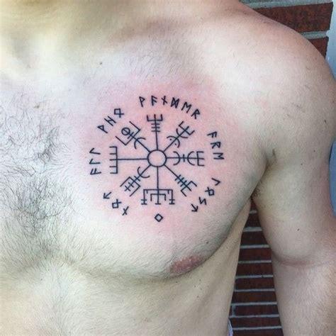 compass tattoo kosten 38 besten nordische runen tattoo bilder auf pinterest