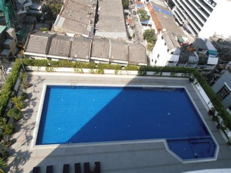 pool block b picture of block a pool picture of somerset lake point bangkok
