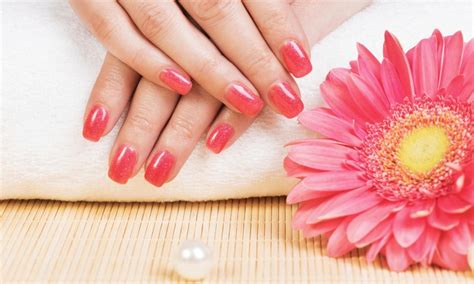 Manicure Pedicure Di Nail Plus manicure pedicure princess nails spa groupon