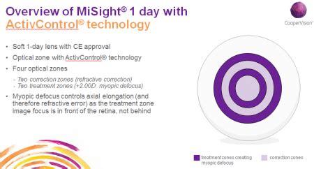 misight®1 day, myopia control contact lenses | cargills