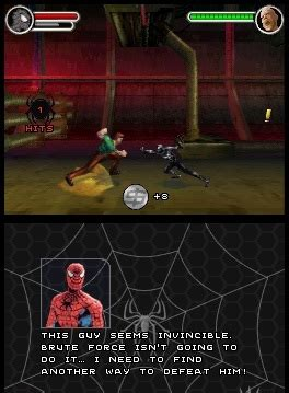spider man  review   nintendo ds nds