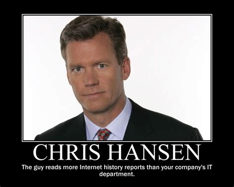 Chris Hansen Meme - image 196249 chris hansen know your meme